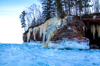 Apostle Islands National Lakeshore 1-Mar-15