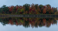 Maple Lake, Mentor, MN.   24-Sep-15