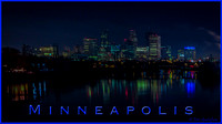Minneapolis Night Shots