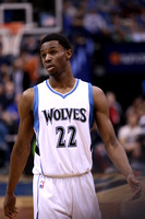 Timber Wolves Vs. Suns  20-Feb-15